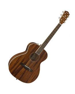 Акустическая гитара Fender PM-TE TRAVEL ALL-MAH