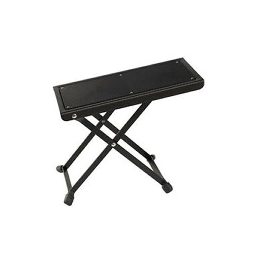 Стойка (подставка) под ногу для гитаристов GS-FT100B (UL550025) черная
