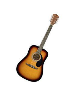 Акустическая гитара FENDER FA-125 Dreadnought Acoustic SUNBURST