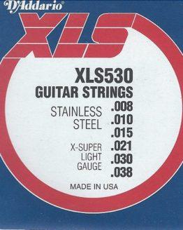 D`ADDARIO XLS530