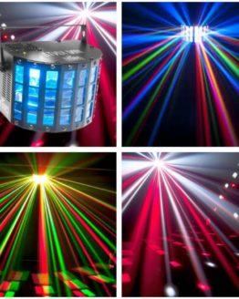Световые приборы DJ серии
