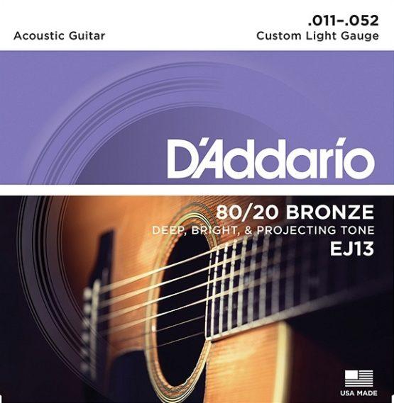 D'DADDARIO EJ13