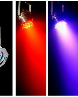 CHAUVET LEDPAR5624С ПРОЖЕКТОР (24 LED, RGB, 1ВТ)