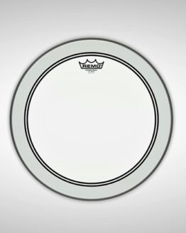 REMO POWERSTROKE 3 CLEAR BATTER 10''