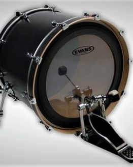 """EVANS 22"""" EMAD2 CLEAR BASS"""