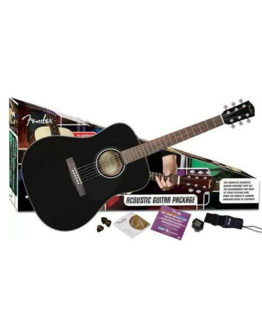 FENDER CD-60 PACK BLACK