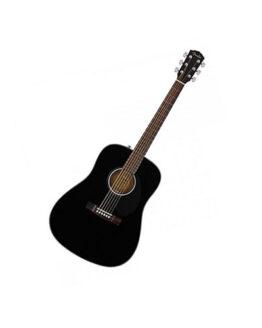 FENDER CD-60S BLK Акустическая гитара