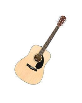 FENDER CD-60S NAT Акустическая гитара