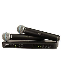 SHURE BLX288E/B58 K3E 606-630 MHz