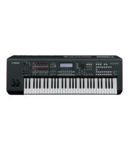 YAMAHA MOXF6 Synthesizer Workstation Keyboard
