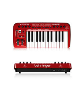 BEHRINGER U-CONTROL UMX250 MIDI--клавиатура