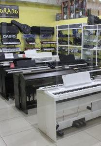 Музыкальный магазин Eldorado