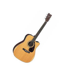 YAMAHA FX370C NT электроакустическая гитара