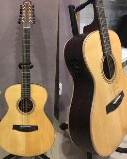 Электроакустическая гитара WALDEN G2012EQ-SH, 12-СТРУННАЯ
