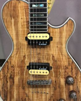 Michael Kelly Patriot Limited Spalted Maple
