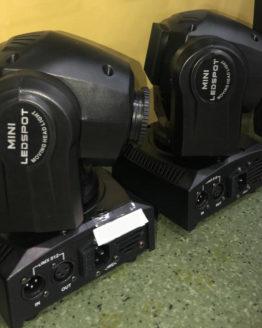 Светодиодная голова LED MINI SPOT 60W
