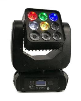 DJ Equipment 9x12W LED Matrix