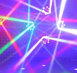 STAGE-LED Spider Light