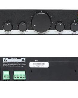Усилитель-микшер AUDAC COM104