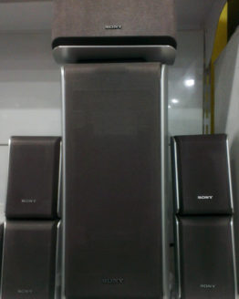 SONY 5.1 acoustic system home theatre SA-WMS556 + SS-MS566H