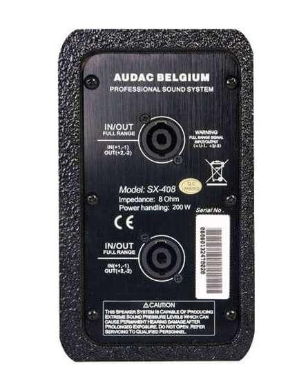 AUDAC SX408