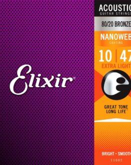 Elixir Acoustic Nanoweb 11002