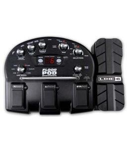 Line 6 BASS FLOOR POD напольный процессор эффектов для бас-гитары