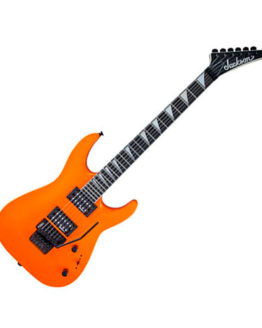 Jackson JS Series Dinky Archtop JS32 DKA in Neon Orange