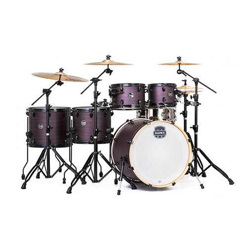 MAPEX ARMORY 6 PIECE STUDIOEASE SHELL PACK AR628SFEBUP