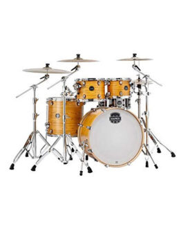 "MAPEX ARMORY DRUM SET ROCK 5 PIECE SHELL PACK 22"" DESERT DUNE AR529SDW"