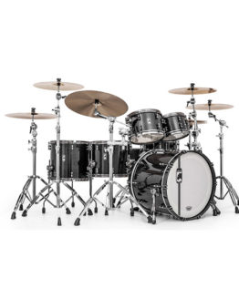 MAPEX BLACK PANTHER BLACK WIDOW 5 PIECE SHELL KIT BPNW628XFLKTB