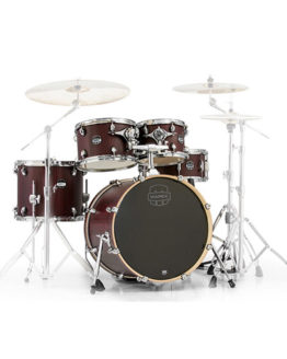 MAPEX MARS SERIES 5 PIECE ROCK SHELL PACK BLOODWOOD MA504SFRW