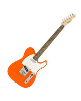 FENDER SQUIER AFFINITY TELECASTER Competition Orange