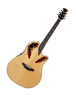 OVATION 2078AX-4 Elite AX Natural