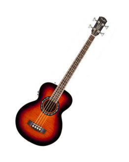 FENDER T-Bucket BASS Flame Maple TCS V3 electro acoustic