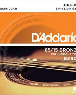 D'DADDARIO EZ900 струны для акустической гитары